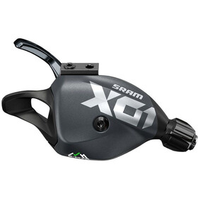 SRAM X01 Eagle Trigger Shifter Single Click 12-speed met Discrete Klem, lunar